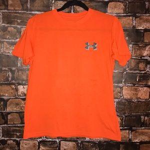 Under Armour loose Fit HeatGear short sleeve shirt